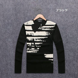 秋冬新作☆ミアルマーニ 人気 tシャツ 長袖 3色選択 男女兼用 メンズ愛用 激安 上質 秋物
