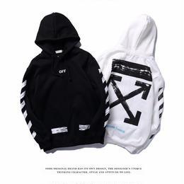 新作 オフホワイト/off-white  パーカー 色選択 男女兼用サイズ