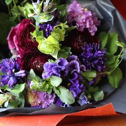 ブーケギフト(花束)bouquet  spring  S size