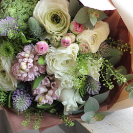 bouquet spring  S size