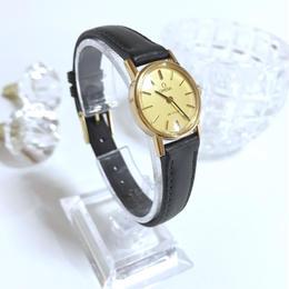 OMEGA オメガ デビル ラウンドフェイス 腕時計