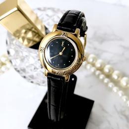 YSL イヴ・サンローラン OH済み コンビベルト 2種付き 腕時計