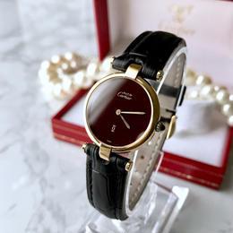 Cartier カルティエ マスト ヴァンドーム OH済 全純正  クォーツ レディース 腕時計