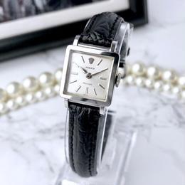 ROLEX ロレックス プレシジョン ベルト2色付 シルバー  腕時計