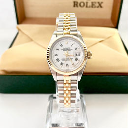 ROLEX ロレックス 新品仕上げ OH済 ダイヤ 腕時計