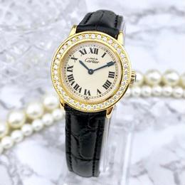 Cartier/マストロンド ダイヤモンド38P