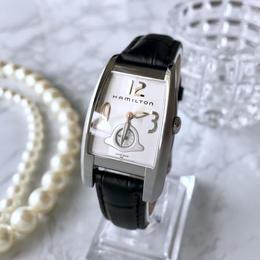 HAMILTON ハミルトン ニュー ブルック XS クォーツ レディース 腕時計