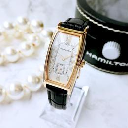 HAMILTON ハミルトン アードモア ベルト2色付き クォーツ レディース 腕時計