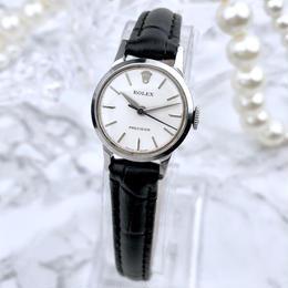 ROLEX OH済 ロレックス プレシジョン ベルト2色付  手巻き 腕時計