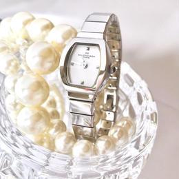 BALENCIAGA バレンシアガ スクエアフェイス 腕時計