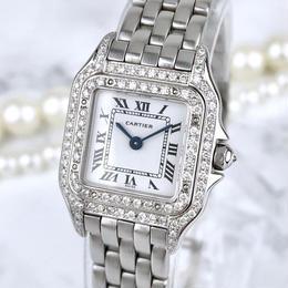 Cartier/パンテール SM ダイヤモンド95P