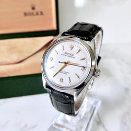 ROLEX ロレックス オイスター パーペチュアル 自動巻 メンズ 腕時計