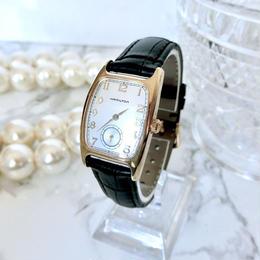 HAMILTON ハミルトン スクエア アードモア ベルト2色付き クォーツ レディース 腕時計