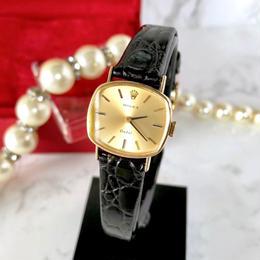 ROLEX ロレックス オーキッド  K18YG レディース  手巻き 腕時計