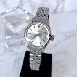 ROLEX ロレックス オイスターパーペチュアル シルバー 腕時計