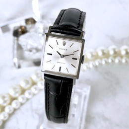 ROLEX ロレックス OH済 2611 プレシジョン ベルト2色付き 腕時計