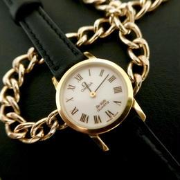 OMEGA オメガ デビル ラウンド 腕時計
