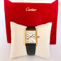 Cartier カルティエ タンク 腕時計