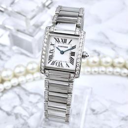 Cartier/タンクフランセーズ