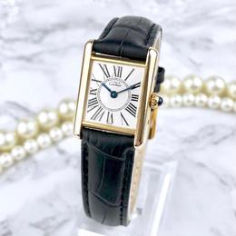 Cartier/タンク オパラン