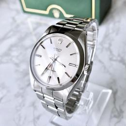 ROLEX ロレックス オイスター OH済証明書付き 手巻き メンズ 腕時計