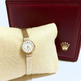 ROLEX  ロレックス プレシジョン K9YG ドレス腕時計