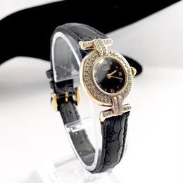 Cartier カルティエ ヴェルメイユ 94Pダイヤ 腕時計