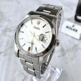 ROLEX ロレックス オイスターデイト プレシジョン メンズ 手巻き 腕時計