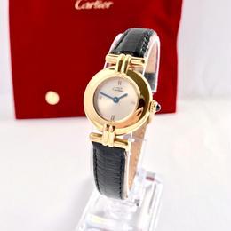 Cartier カルティエ マストコリゼ 腕時計