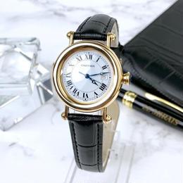 Cartier/ディアボロ K18金無垢