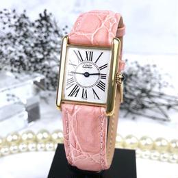 Cartier / タンクMM オパラン文字盤