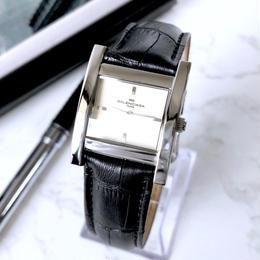 BALENCIAGA  バレンシアガ 全純正 スクエア シルバー  腕時計