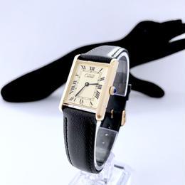 Cartier カルティエ タンク ベルト2色付 腕時計
