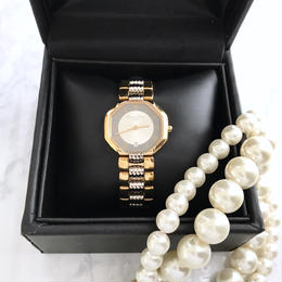Christian Dior ディオール バイカラー文字盤 レディース 腕時計