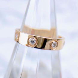Cartier/ミニラブリング 6号