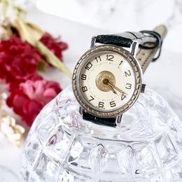 HERMES エルメス セリエ クォーツ レディース 腕時計