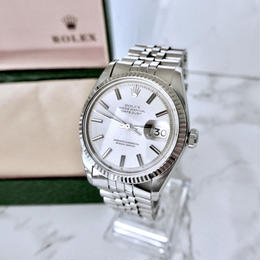 ROLEX ロレックス オイスター   デイトジャスト K18WGベゼル 自動巻 メンズ 腕時計