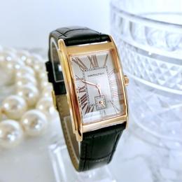 HAMILTON ハミルトン ベルト2色付き アードモア ゴールド クォーツ レディース 腕時計