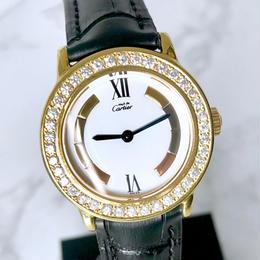 Cartier カルティエ マストロンド トリニティ ベルト2色付  腕時計