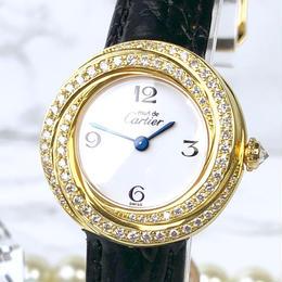 Cartier/トリニティ フルダイヤモンド74P