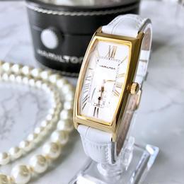HAMILTON ハミルトン スクエア アードモア クォーツ レディース 腕時計