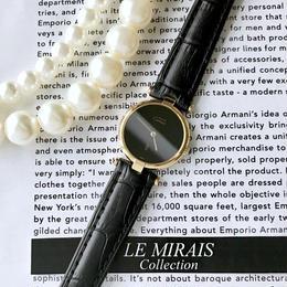 Cartier カルティエ ヴァンドーム ブラック文字盤 クォーツ レディース 腕時計