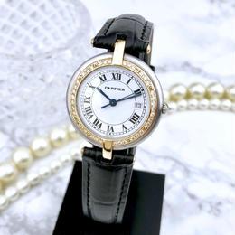 Cartier/パンテール MM ダイヤモンド39P