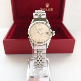 ROLEX ロレックス オイスター パーペチュアル デイトジャスト 腕時計