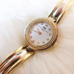 再入荷✨BALENCIAGAバレンシアガ  ゴールドコンビ 腕時計
