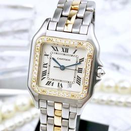 Cartier/パンテール MM ダイヤモンド37P