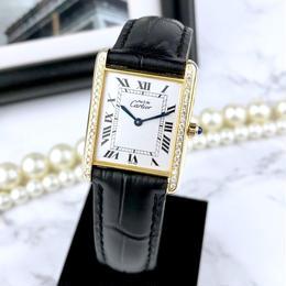Cartier/タンク ダイヤモンド36P