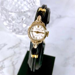 ROLEX ロレックス K9YG レディース カクテルウォッチ 腕時計