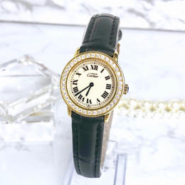 Cartier / マストロンド ゴールド ダイヤモンド 38P