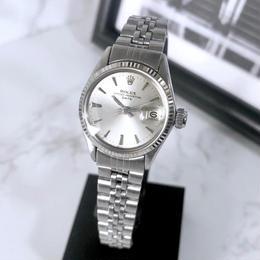 ROLEX ロレックス OH済 6517 オイスター パーペチュアル デイト腕時計